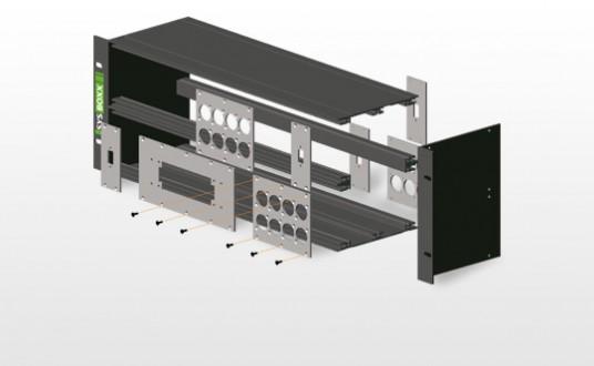SYSBOXX Gehäusesystem