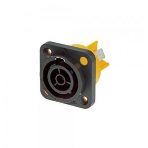 Hicon HI-RJ45-HD Steckergehäuse XLR-Format für RJ45-Standardsteckverbinder