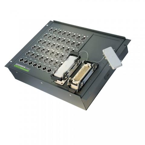 """BLACKBOXX 19"""" -> Square-MP-connector"""