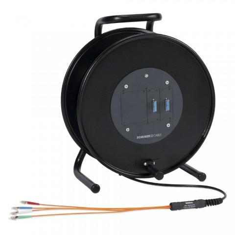 Sommer cable Digital LWL-Verteilsystem , LC; inklusive Spleiss-Schutz
