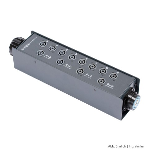 Sommer cable Speaker System , HI-SOCA 19-MP IN/NL4; HICON/NEUTRIK