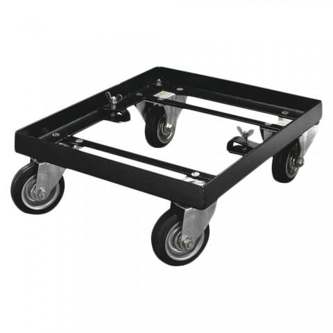 SCHILL Transportwagen für Trommel SK4601, schwarz