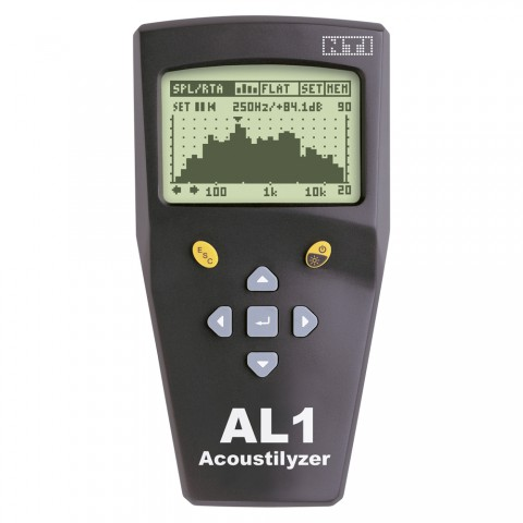 NTI Compact acoustical Analyzer