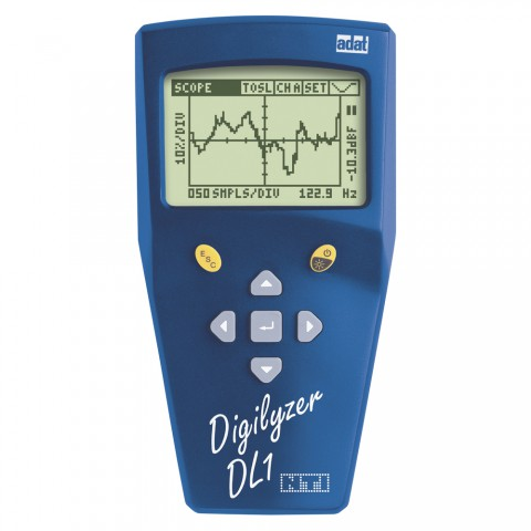 NTI Digital Audio Analyzer
