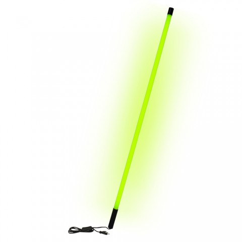 Sommer cable LIGHTSTICK for Edelstahl-Displays for reorder, height: 1650 mm, green