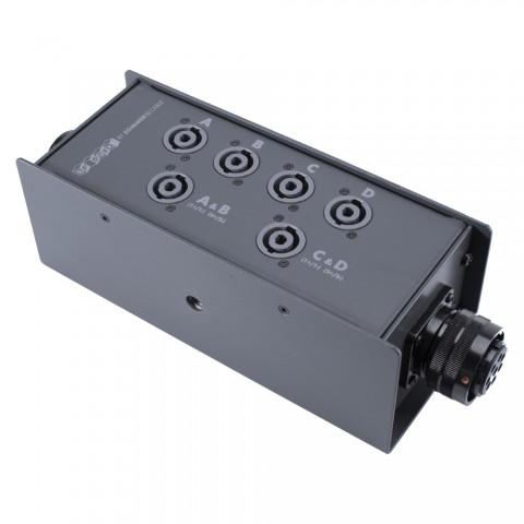 Sommer cable Speaker System , LK8 IN + Linkout/NL4/2; HICON/NEUTRIK®