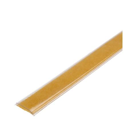 Universalbeschriftungsstreifen mit Klebefläche, Höhe: 9 mm