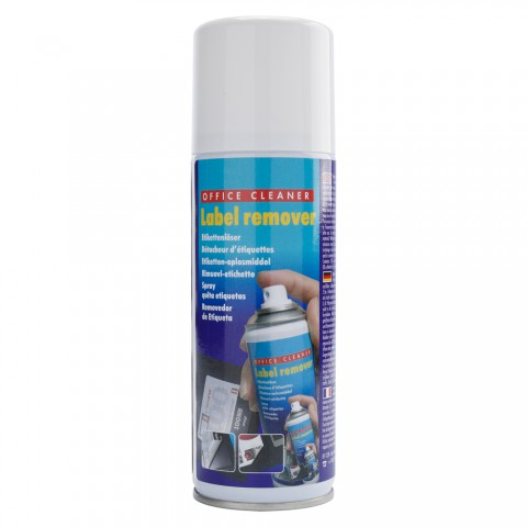 Spray bottle, Label remover – also suitable for plastics
