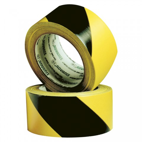 ADVANCE Warning band, width: 50 mm, yellow