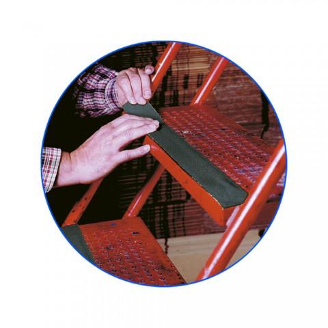 ADVANCE Anti-slipping tape, width: 50 mm, black