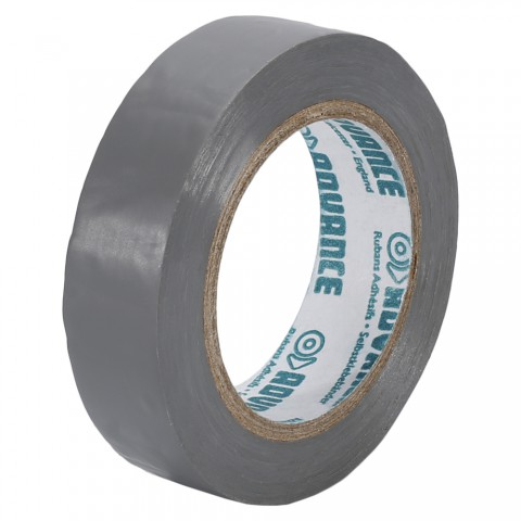 ADVANCE Electrical insulating tapes, width: 15 mm, grey