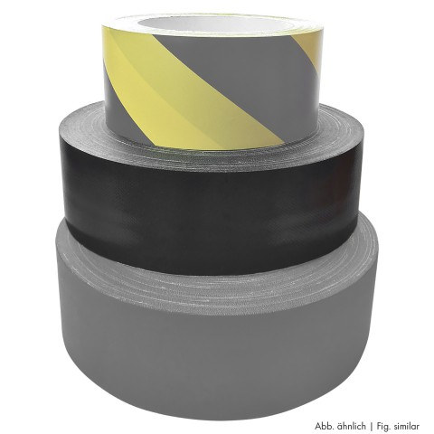 Sommer cable Gaffa-Tape, Breite: 50 mm, schwarz