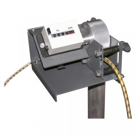 Sommer cable Kabel-Längenmessgerät für Kabel bis max. 30 mm Durchmesser, Breite: 142 mm, Höhe: 104 mm