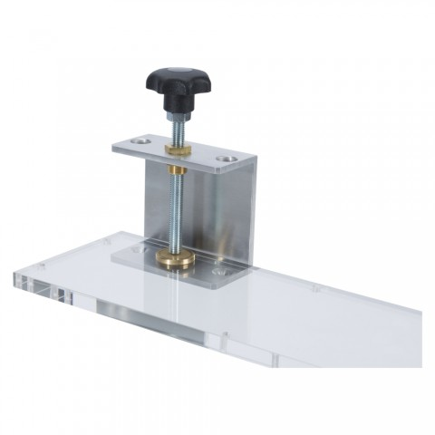Sommer cable Table holder, for a thickness of up to 40 mm for MISTER-GUIDE, width: 150 mm, height: 210 mm