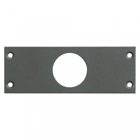 SYSBOXX Adapter plates, Universal multi-pin adapter plates, anthracite RAL7016