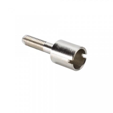 SIEMENS screw, Coding screw female, nickel coloured