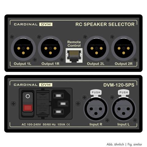 CARDINAL DVM Remote Monitor Controller, Professional, B x H x T: 120 mm x 51 mm x 260 mm