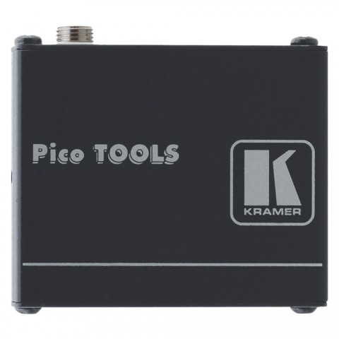 KRAMER , HDMI Repeater, IN: HDMI | OUT: HDMI, B x H x T: 62 mm x 24 mm x 50 mm