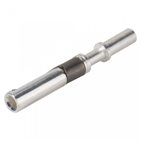 HICON Crimp Contact socket, crimp-, silver plated contact(s), max. 2,5 mm², for HI-SOCA19