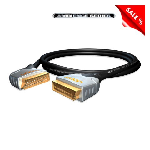 Scart cable SCART, 21  | Scart / Scart, HICON