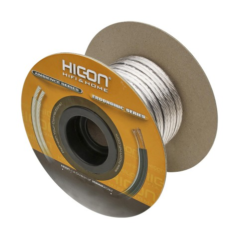 Lautsprecherkabel, 2  x  2,50 mm²