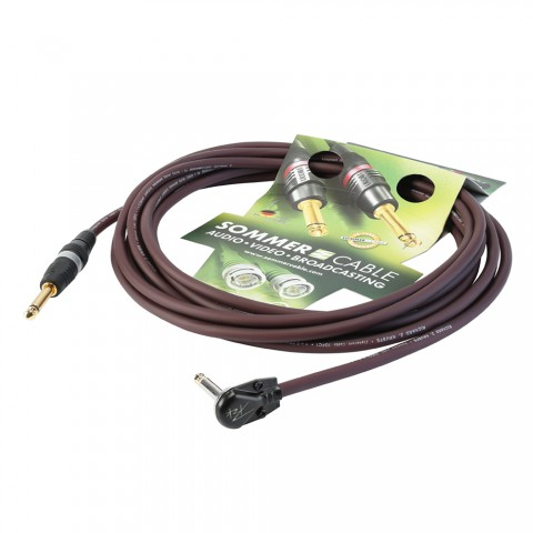 Instrumentenkabel Richard Z. Kruspe Signature-Kabel | Klinke / Klinke 90°, HICON