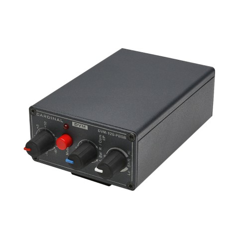 CARDINAL DVM Zusatz-Beltpack, Zusatz-Beltpack für DVM-120-PBSZ, B x H x T: 60 mm x 34 mm x 114 mm