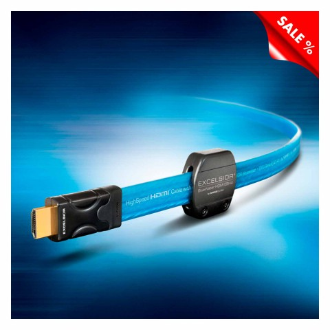 Multimediakabel EXCELSIOR BlueWater | HDMI® / HDMI®
