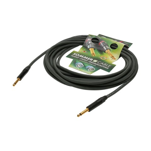 Instrument cable COLONEL INCREDIBLE, 2 x 0.35 mm² | jack / jack, NEUTRIK®