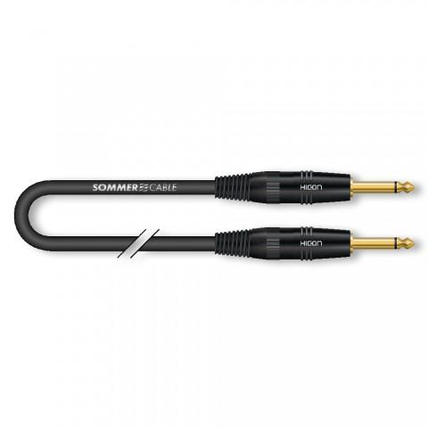 Instrument cable SC-Spirit LLX, 1 x 0,38 mm² | jack / jack, HICON