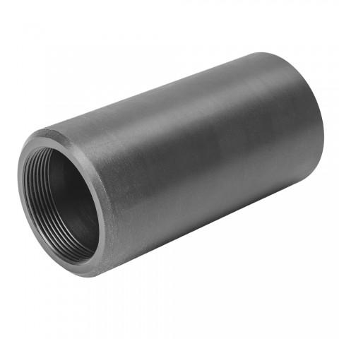 Splice adapter, Polymer M40x1.5 <-> M32x1.5, length: 100 mm