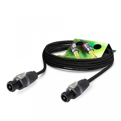 Speaker cable Meridian, 2 x 2.50 mm² | speakON® / speakON®, NEUTRIK®/SOMMER