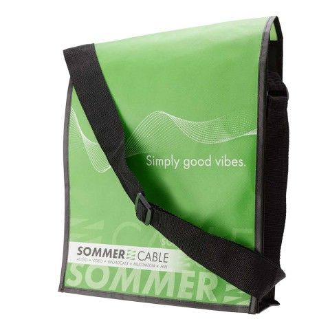 Sommer cable carrying bag, black