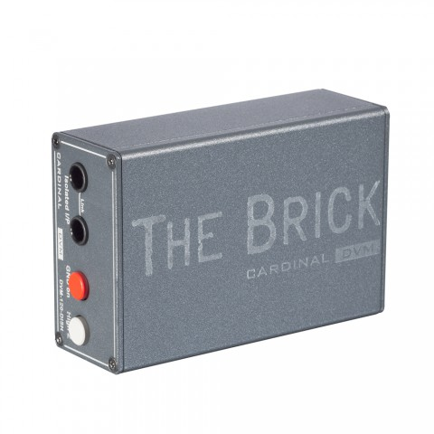 Single-DI-Box THE BRICK, Professional, B x H x T: 68 mm x 36 mm