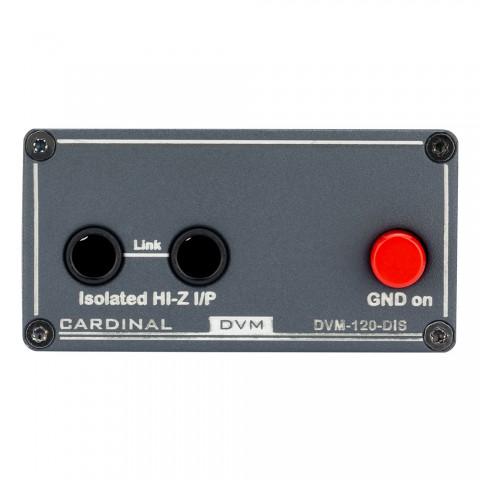 CARDINAL DVM Single-DI-Box THE BRICK, Professional, B x H x T: 68 mm x 36 mm x 105 mm