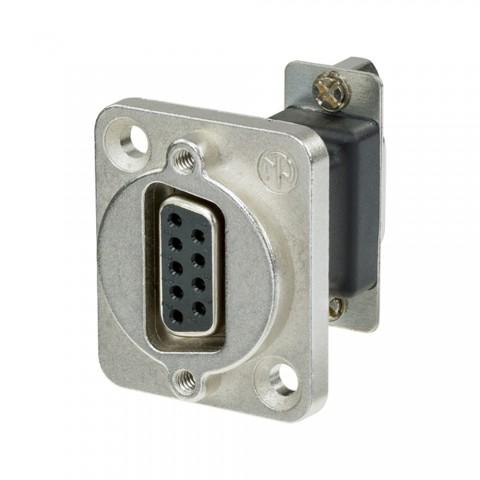 Hicon HI-SI01 D-Flansch Sicherungsschalter für SYS-Gehäuseserien