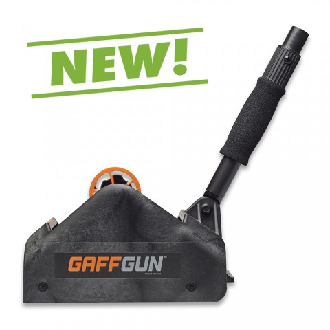 GAFFGUN with all guides + Handle