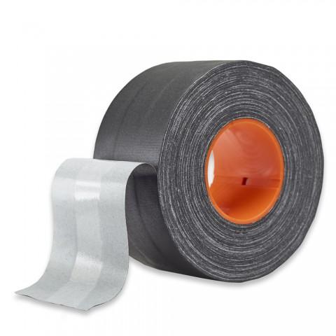 DryChannel Tape 72 mm x 50 m, black matt, refl.free ( incl. CoreLok for best laying results )