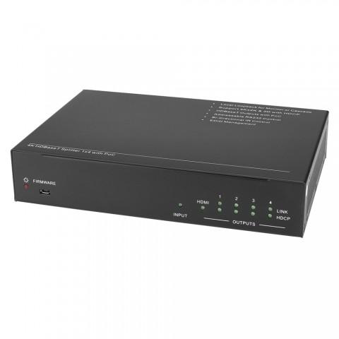 CARDINAL DVM 4K UHD Splitter, W x H x D: 148 mm x 220 mm x 44 mm