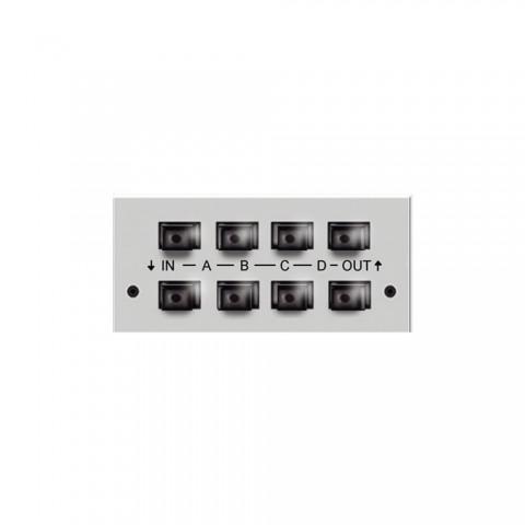 Friend-Chip TOSLINK Modul für S/P DIF, ADAT, SMUX, IN: 4 | OUT: 4