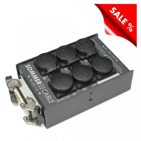 Sommer cable Last Verteilsystem ; MENNEKES/ILME | SV-10