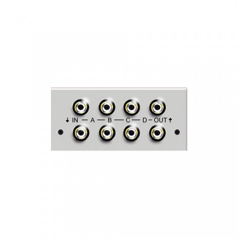 Friend-Chip S/P DIF Modul 4 x S/P DIF an Cinch, IN: 4 | OUT: 4
