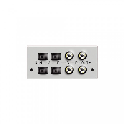 Friend-Chip S/P DIF module mixed., IN: 4 | OUT: 4