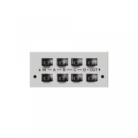 Friend-Chip TOSLINK module for S/P DIF, ADAT, SMUX, IN: 4 | OUT: 4