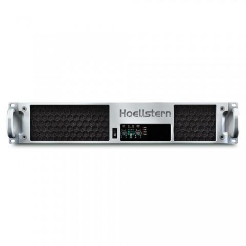 * PREIS AUF ANFRAGE - Hoellstern 2 Kanal Verstärker mit integriertem Lautsprecher-Management DELTA6.2-DSP, IN: 2 IN   OUT: 2 OUT