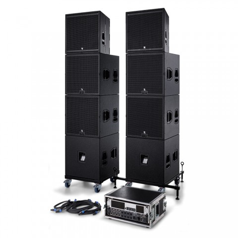 * PRICE ON REQUEST - ProAudio HT16 Tourset