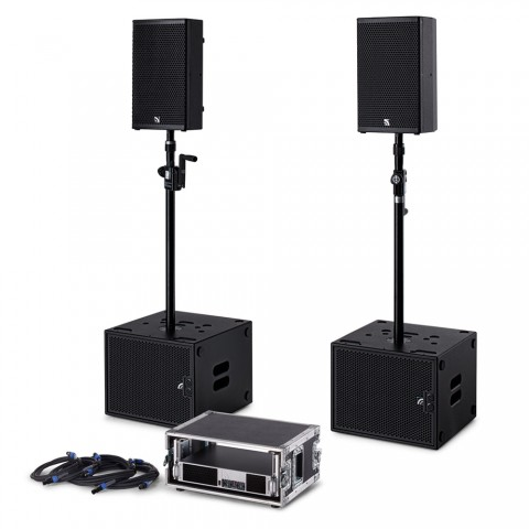 * PRICE ON REQUEST - ProAudio MT10.12 Clubset