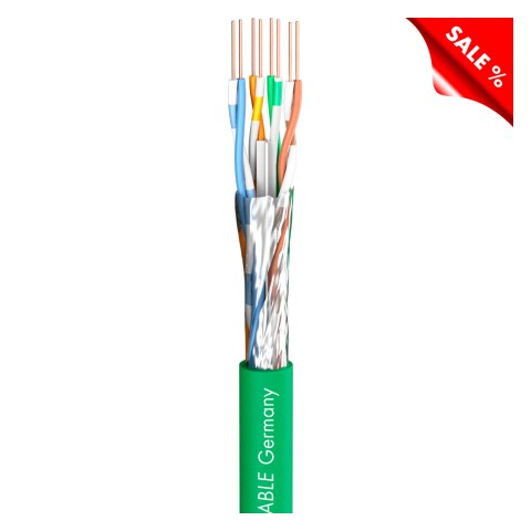 Netzwerkkabel SC-MERCATOR EXTEND U/UTP; PVC, Ø 5,20 mm