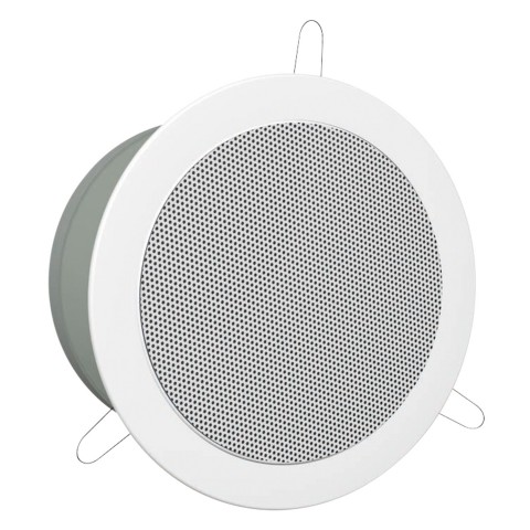 "CARDINAL DVM Recessed ceiling speakers 5"" - 100 V AC / Certified acc. EN 54-24"