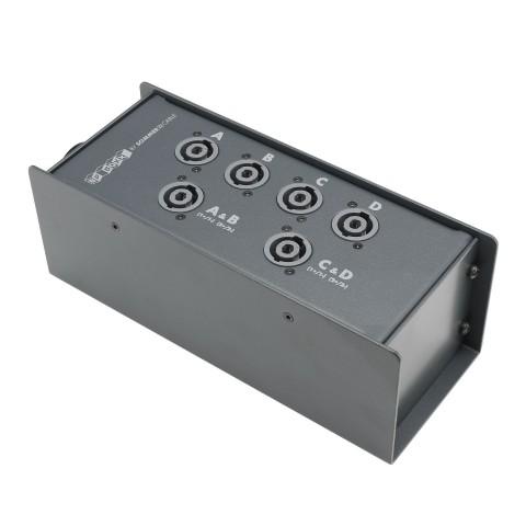 Sommer cable Speaker System , LK8MP/NL4/2; HICON/NEUTRIK